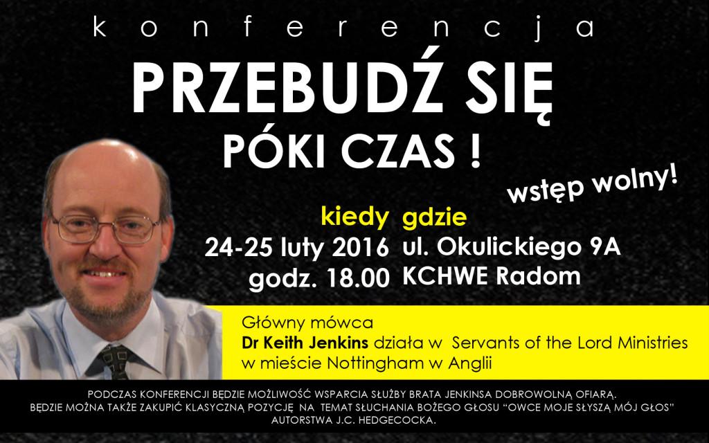 slajd konferencja przebudź się